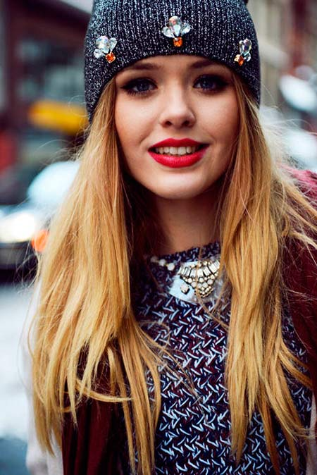 Cool Ways of Wearing a Beanie