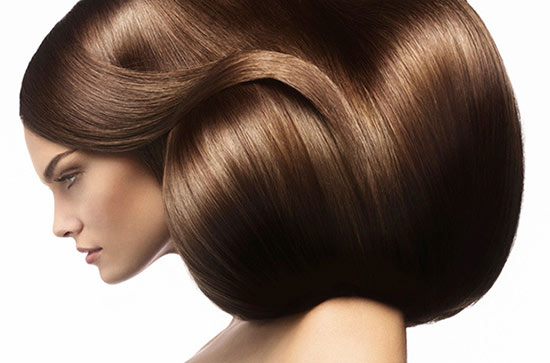 Beauty Secrets to Thick, Glossy Hair