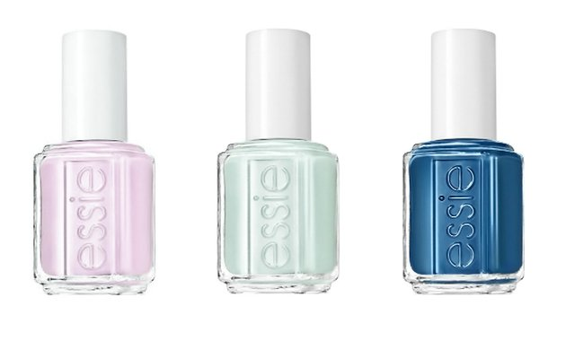 Essie Hide & Go Chic Spring 2014 Nail Polish Collection