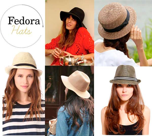 17dfd486ce9 You Can Leave Your Hat On! Fedora Hats as A Fashion Statement ...