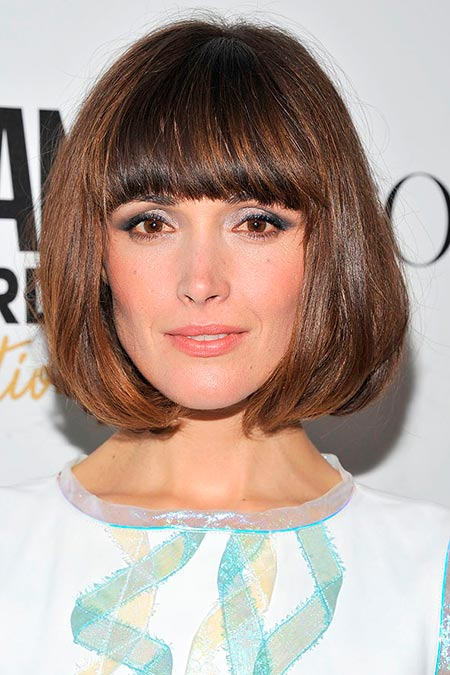 Beautiful Bangs to Rock This Spring