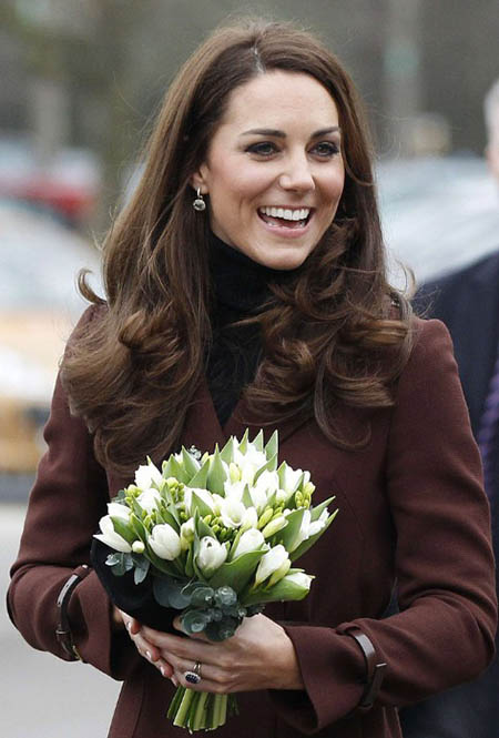 How to Style Kate Middleton's Curls