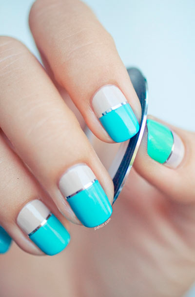 Lovely Nail Polish Color Combinations to Try