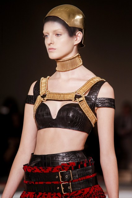 Spring 2014 Crop-Top Trends