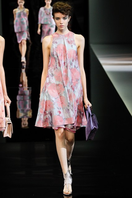 Flower Fashion Trend of Spring 2014