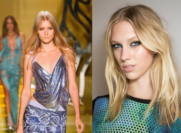 How to Style Flowing Rock-Chic Hair
