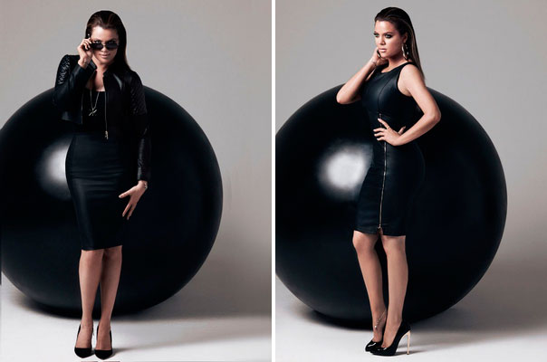 Kardashian Kollection for Lipsy Spring 2014