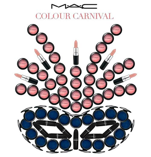 MAC Colour Carnival Collection for Spring 2014