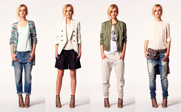 Set Spring 2014 Collection