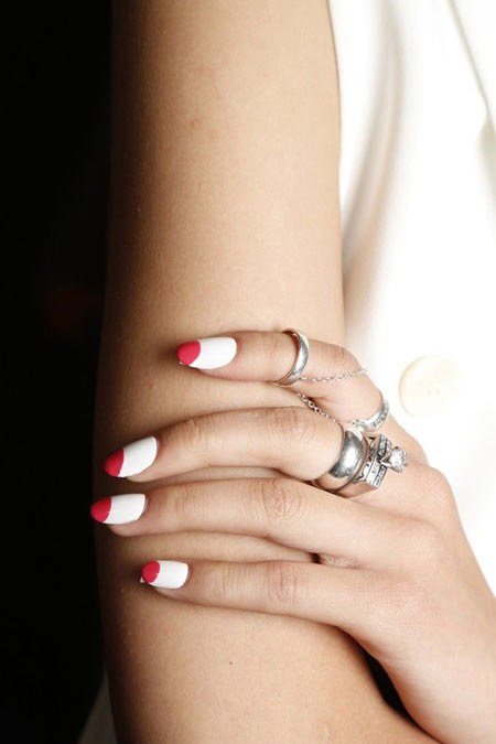 Spring 2014 Trendy Manicure Colors and Styles