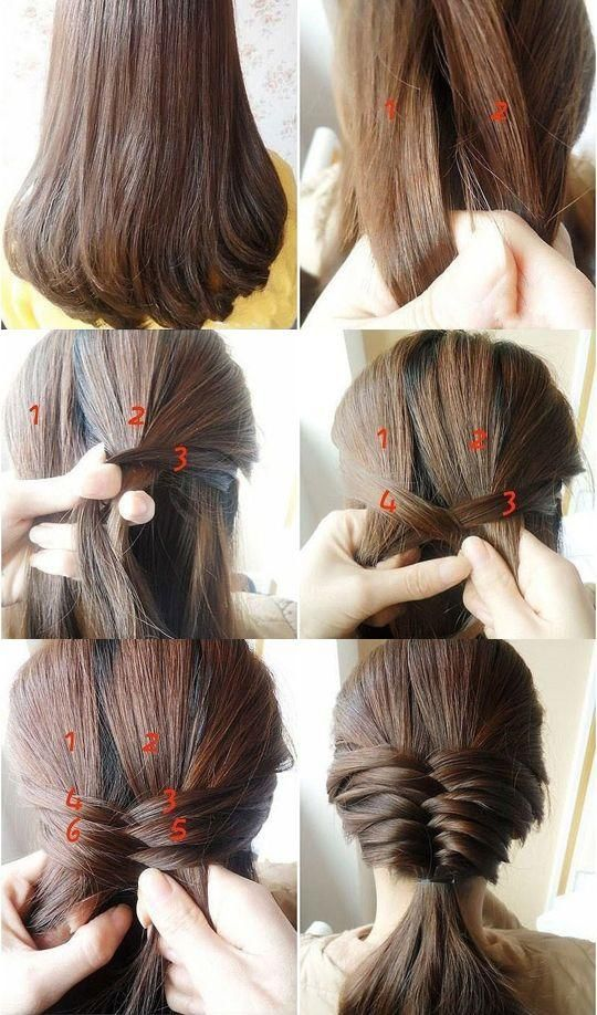 Step-by-Step Hairstyle Tutorials for Your Chic Looks