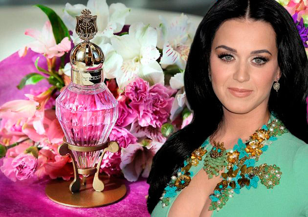 Katy Perry Killer Queen Oh So Sheer Fragrance 2014