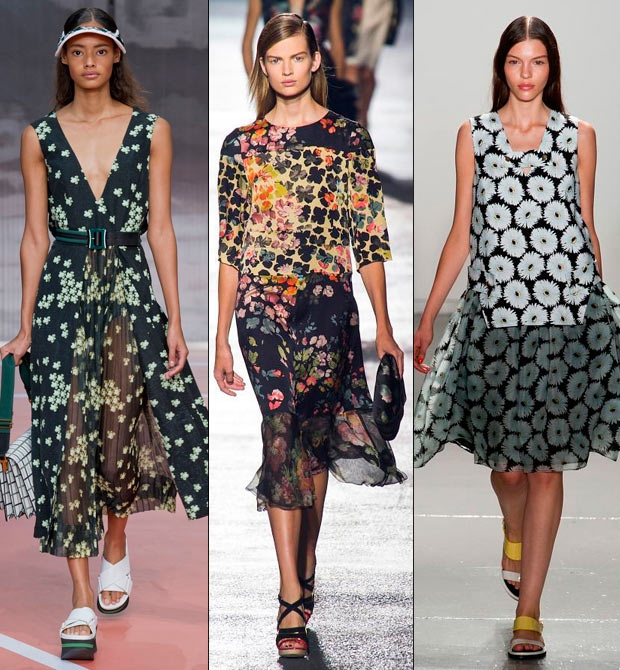 The Spring 2014 Trend of Floral Prints