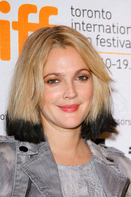 celebrity hair styles 2014 edgy hairstyles to try in 2014 beautyfrizz 4707 | Edgy Celebrity Hairstyles Drew Barrymore 5