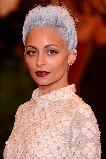 Edgy Celebrity Hairstyles to Try In 2014 | Beauty Tips ...