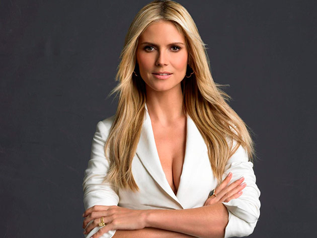 Heidi Klum's Anti Aging Secrets Revealed