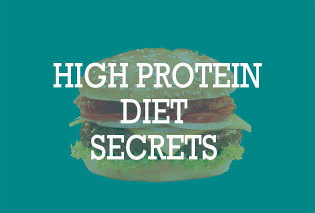 High Protein Diet Secrets banner