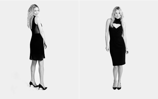 Kate Hudson for Ann Taylor LBD Capsule Collection