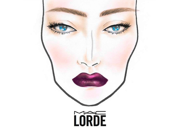 Lorde and MAC Cosmetics to Launch Summer 2014 Makeup Collection