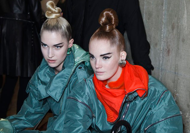 How to Style a Sleek TopKnot