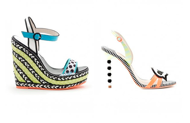 Sophia Webster Spring/Summer 2014 Shoes