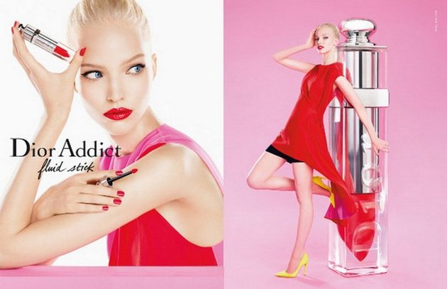 Dior Addict Fluid Stick Summer 2014 Makeup Collection