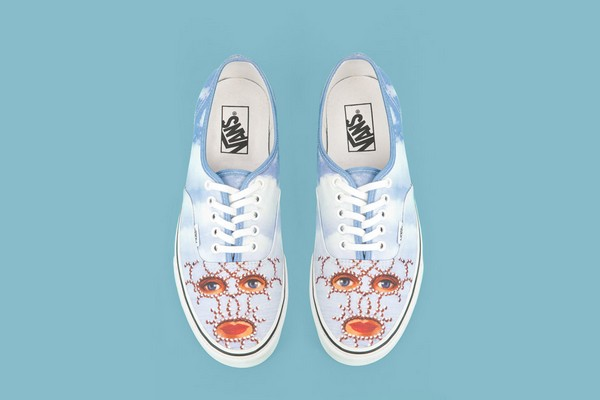 Vans x Opening Ceremony Magritte Sneakers Collection 2014