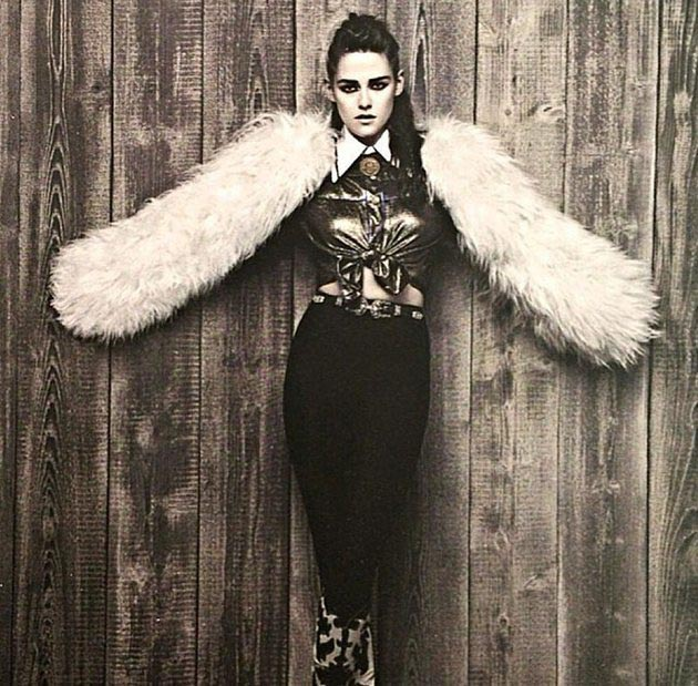 Kristen Stewart for Chanel Pre-Fall 2014 Campaign