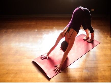 Simple Yoga Moves to Do at Home