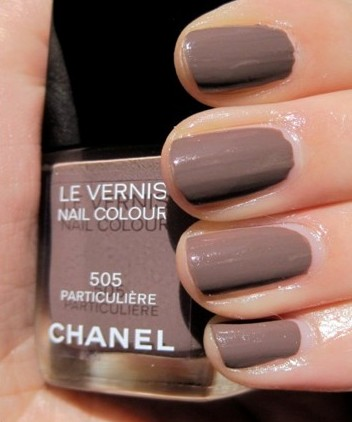 5 Most Popular Chanel Nail Polishes