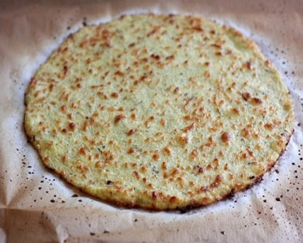 Pizza with Cauliflower Recipe