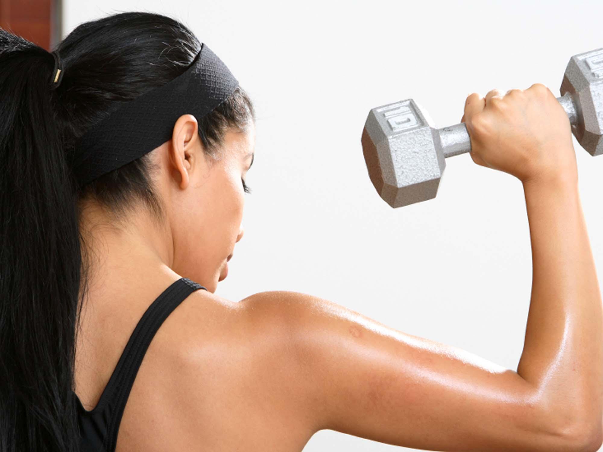Gym Etiquette for Ladies
