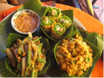3 Best Places to Eat in Cambodia