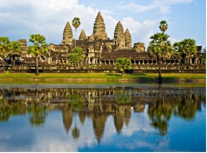 Cambodia's ancient temples