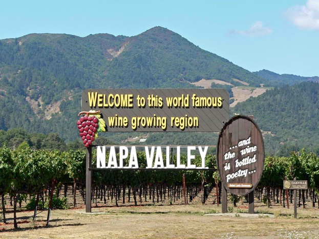 Luxurious Getaways in California Napa Valley
