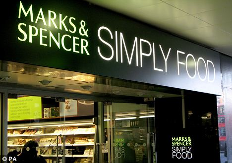 Marks & Spencer Food We Love