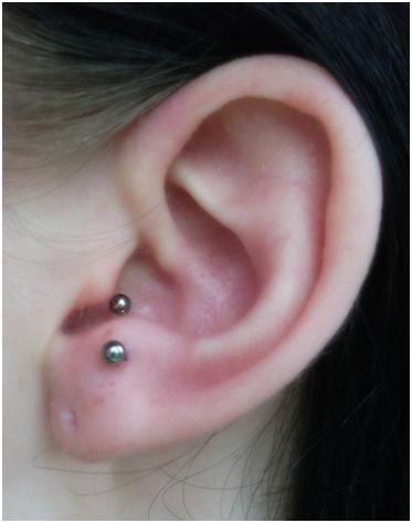 Creative Ear Piercing Designs