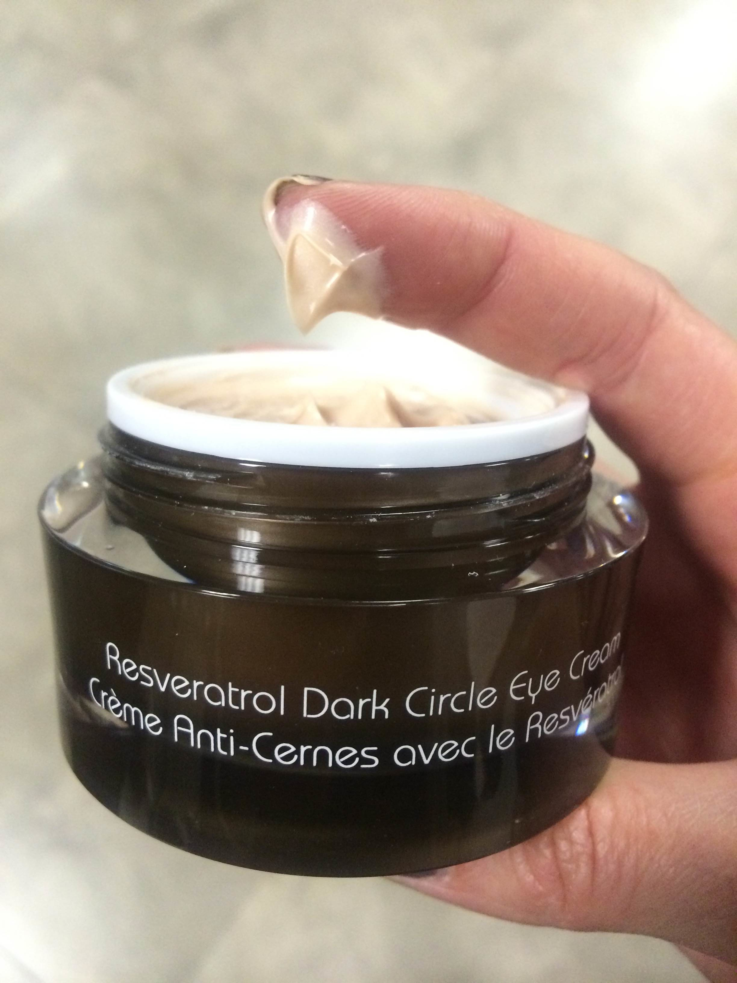 Vine Vera Resveratrol Dark Circle Eye Cream