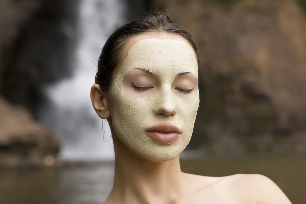 Sandalwood face mask