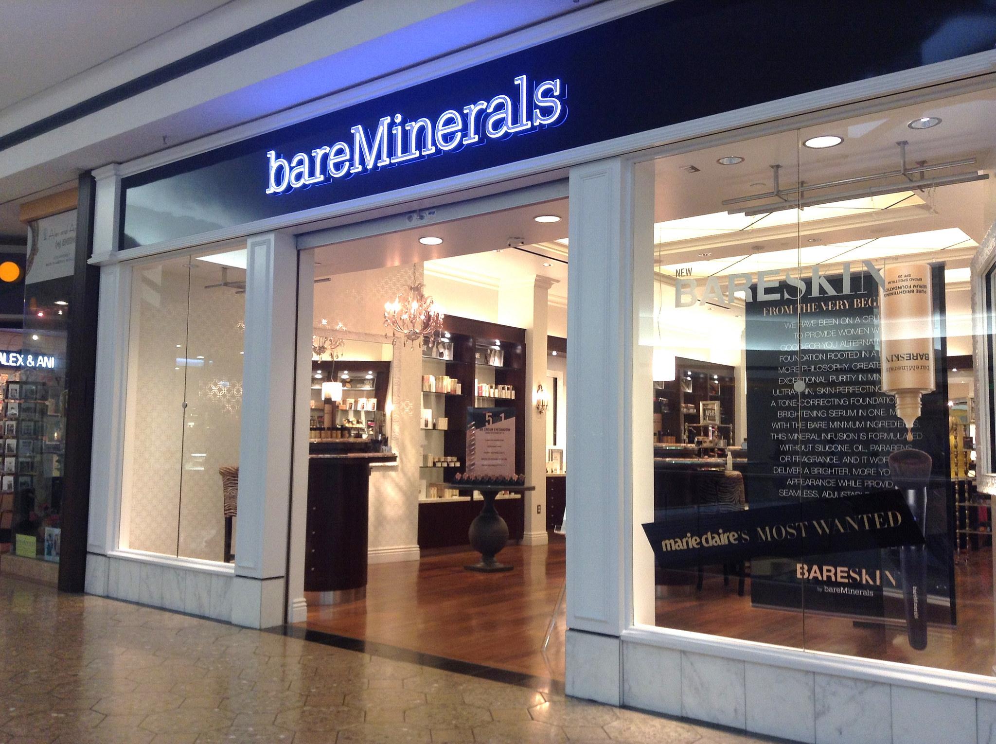 Bare Minerals Store