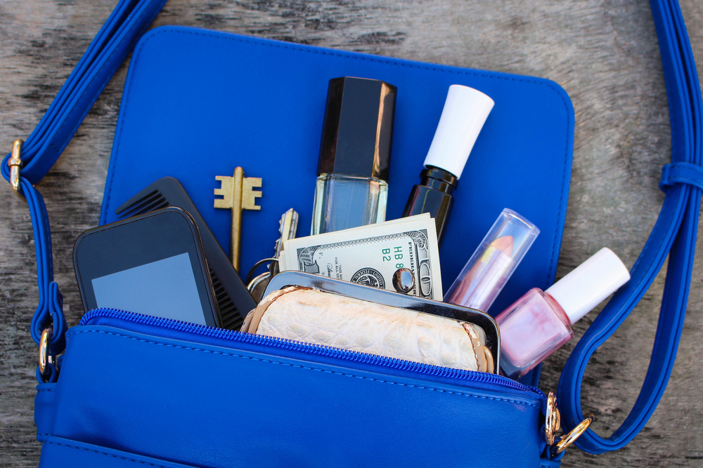Travel bag for beauty