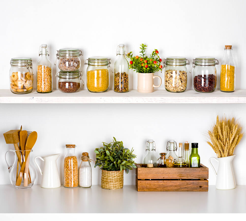 herbs and spices for the kitchen