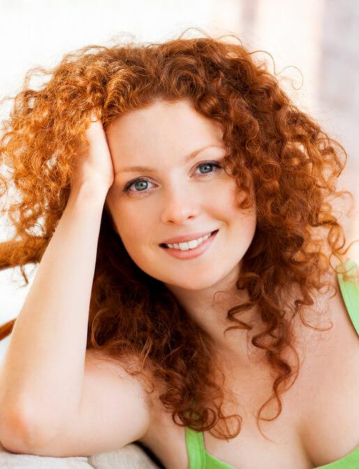 Hair type 3C