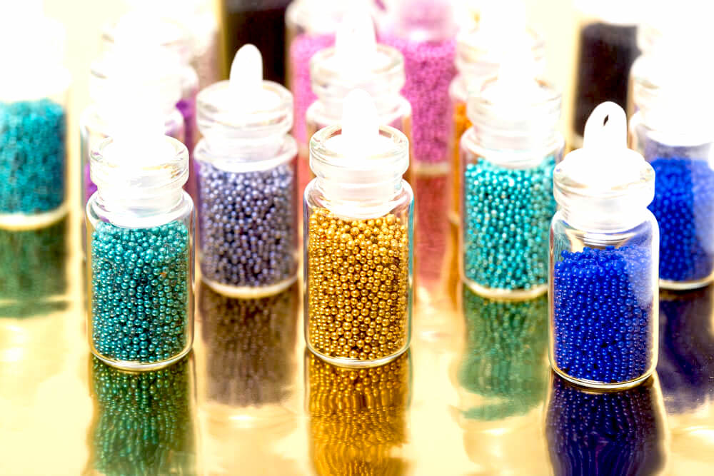 beads for nails