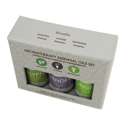 Beauty Frizz Aromatherapy Essential Oils Set of 3