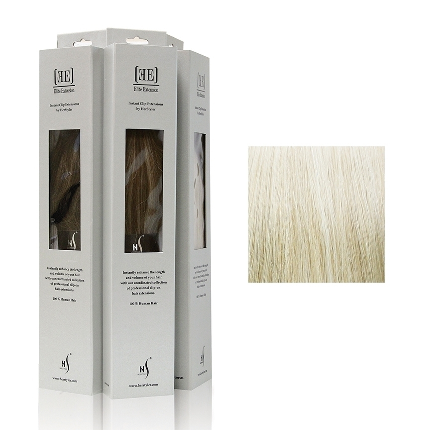 Beauty Frizz Elite Extensions Blonde100-BL10