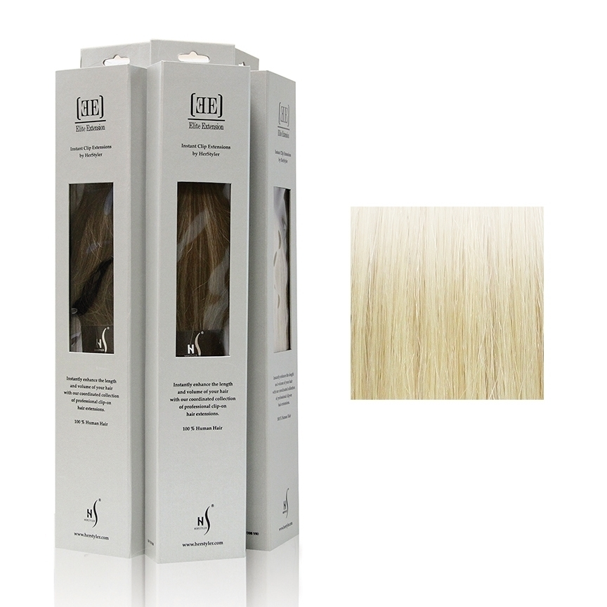Beauty Frizz Elite Extensions Blonde200-BL20