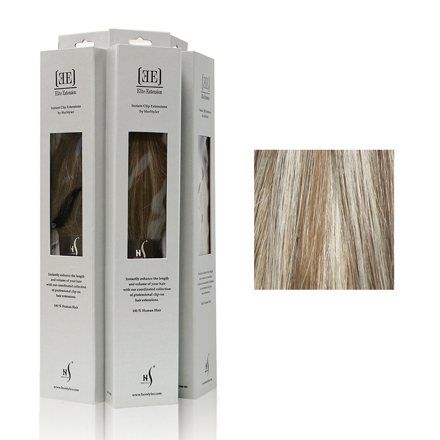 Beauty Frizz Elite Extensions MIXBR004-BL100