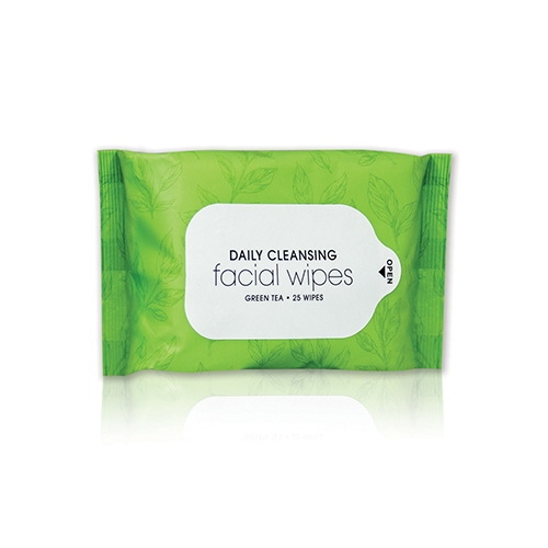Beauty Frizz Daily Cleansing Facial Wipes