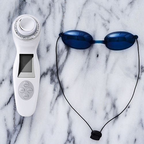 Beauty Frizz LED Facial Device